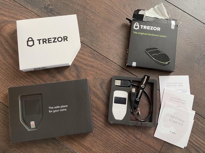 Trezor storage review 4