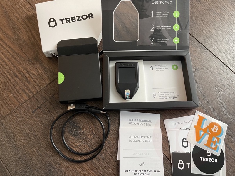 Trezor storage review 6