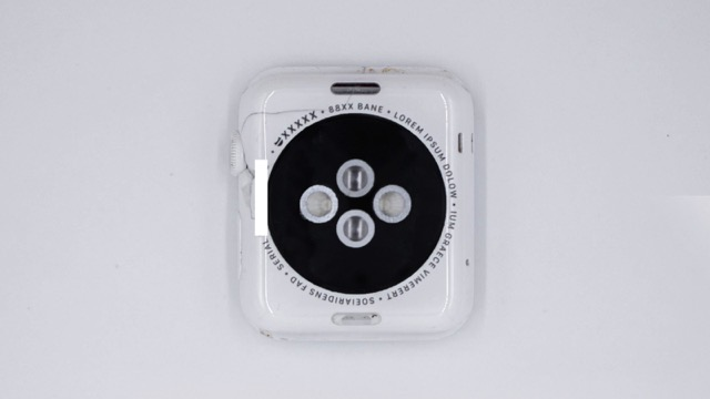 Ceramic apple watch series 0 1