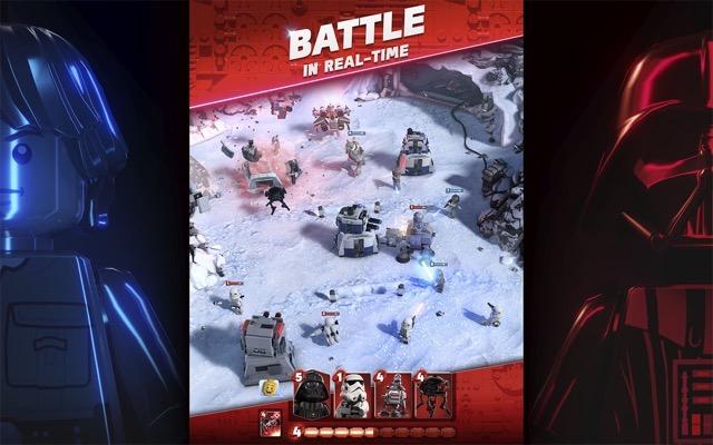 Lego star wars battles gallery battle 296222