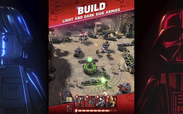 Lego star wars battles gallery build 21977262