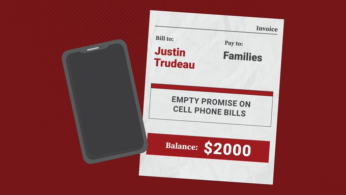 Ndp election cellphone