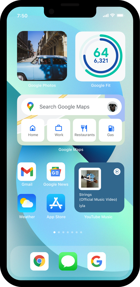 Google Details Tips on How to Make Your iPhone 13 a Google-Powered Smartphone - iPhone in Canada
