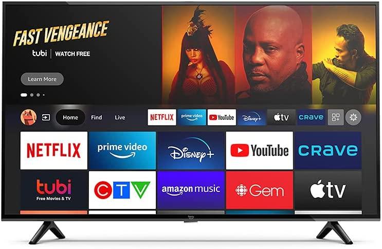 Amazon fire tv 4 series