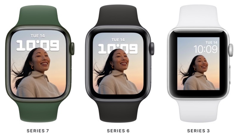 Apple Watch Series 7 vs Series 6: What are the Differences?