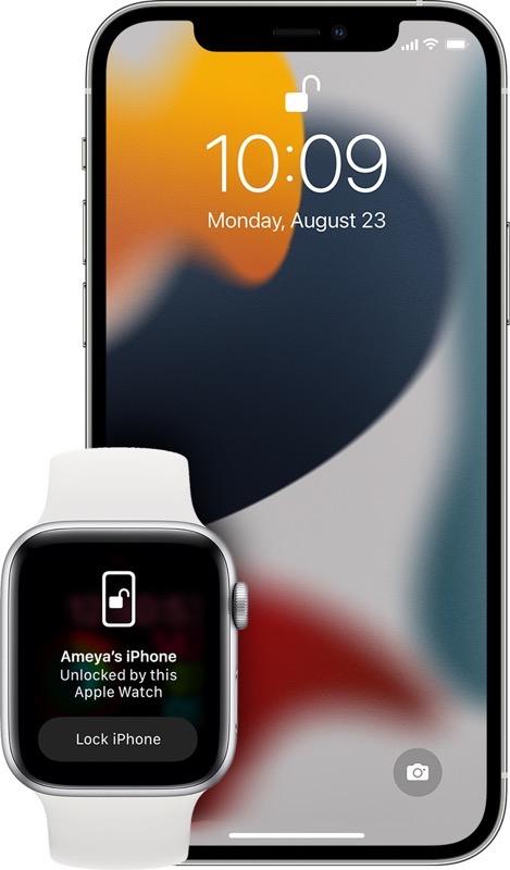 Ios15 iphone12 pro watch s6 unlock iphone with watch hero