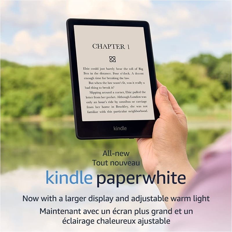 Kindle paperwhite new 2021