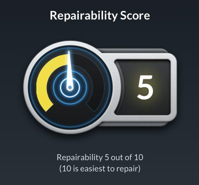 Repair score