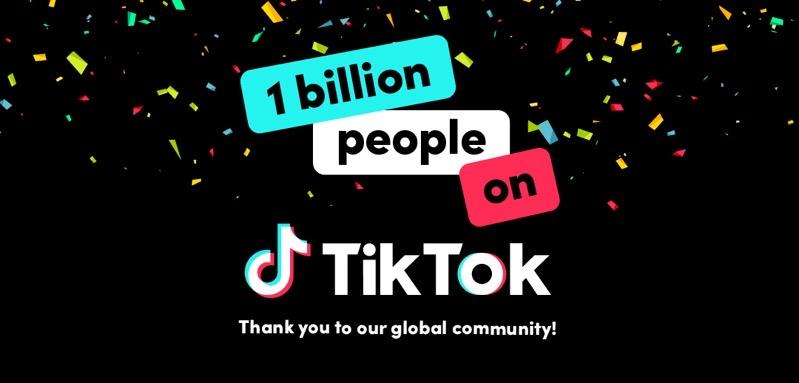 Tiktok billion
