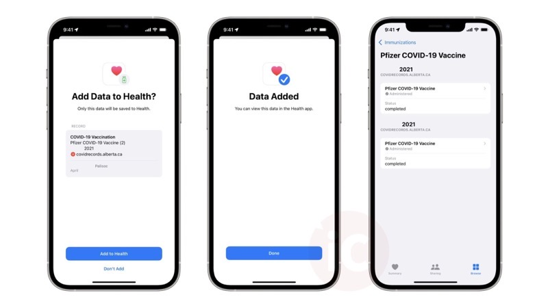 Albert smart health card