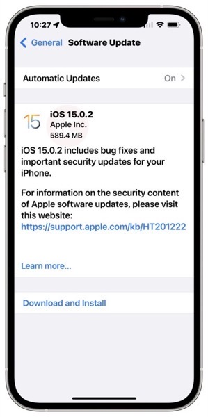 Ios 15 0 2 download