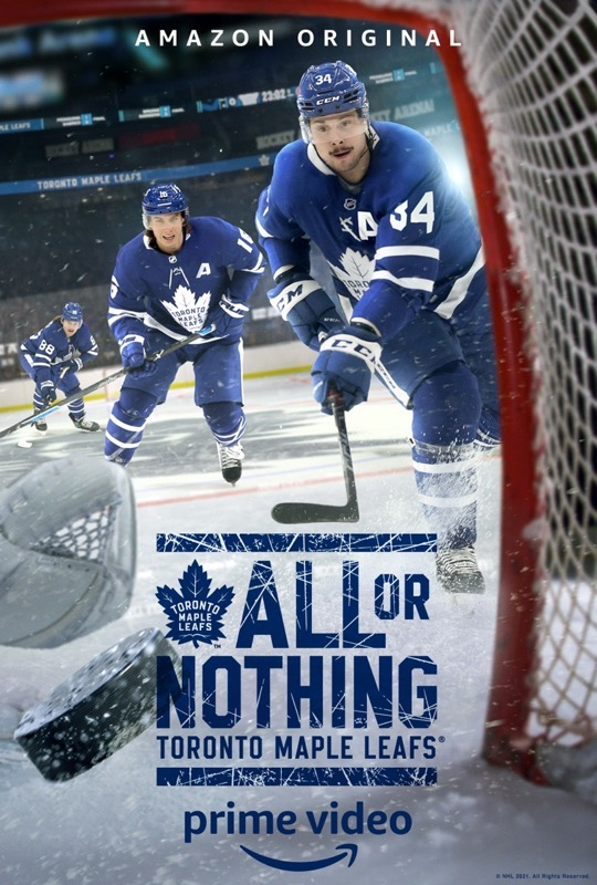 Maple leafs all or nothing